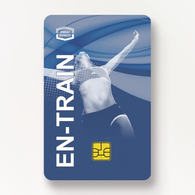 EN-Train chipcards 10 stuks