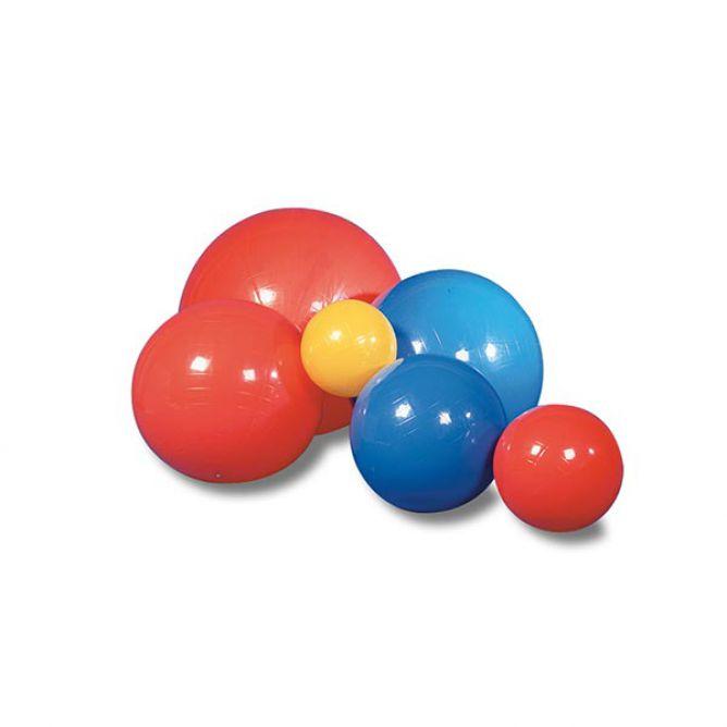 Oefenbal 55 cm rood