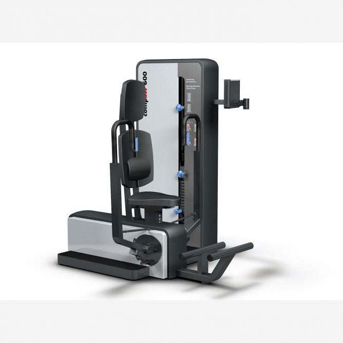 Compass 600 Chest Press / Roeitrainer