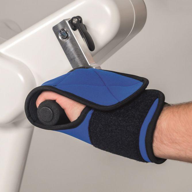 Handfixatie neopreen voor armtrainer/stuur