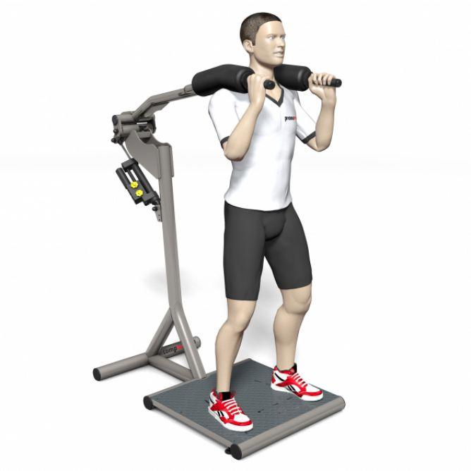 Compass 200 Vertical Leg Press