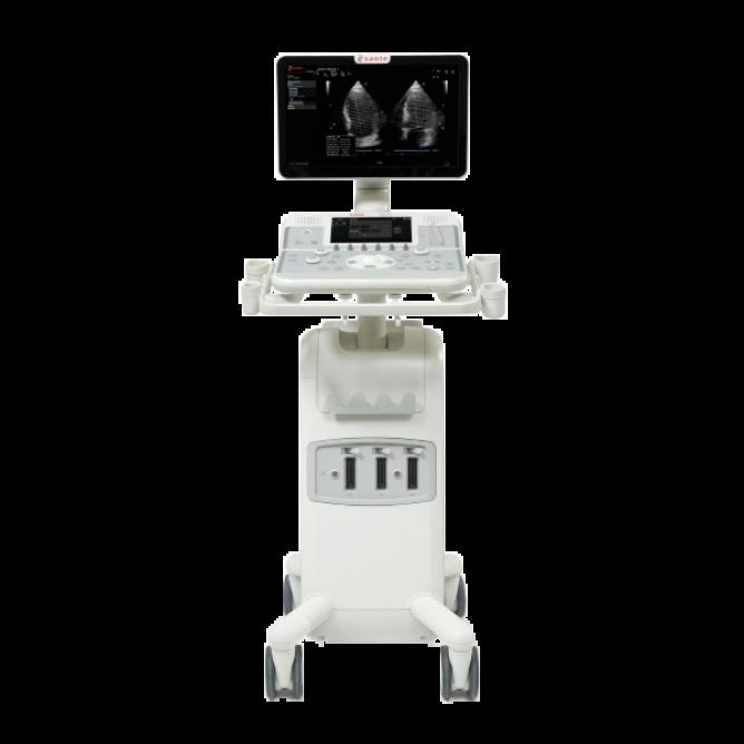 Cart-based echo apparaten