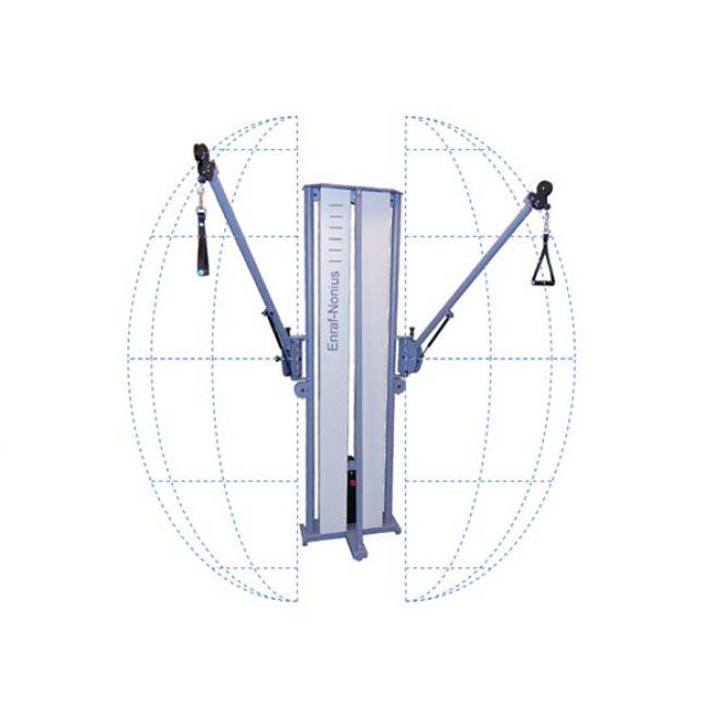 EN-Tree 3D pulley – Wandmodel